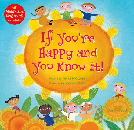 If You're Happy and you know it! children's book singalong - barefoot books